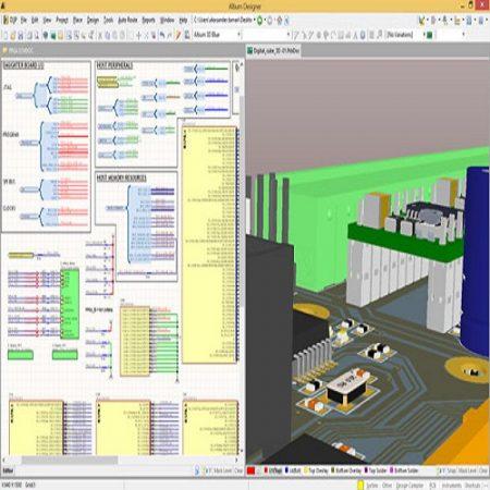 آموزش طراحی بردهای الکترونیکی با Altium Designer